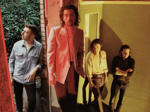 Arctic Monkeys break chart record as Tranquility Base Hotel + Casino tops UK album chart