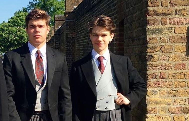 Meet Prince Harry\u0027s other eligible cousins \u2013 Arthur and Sam