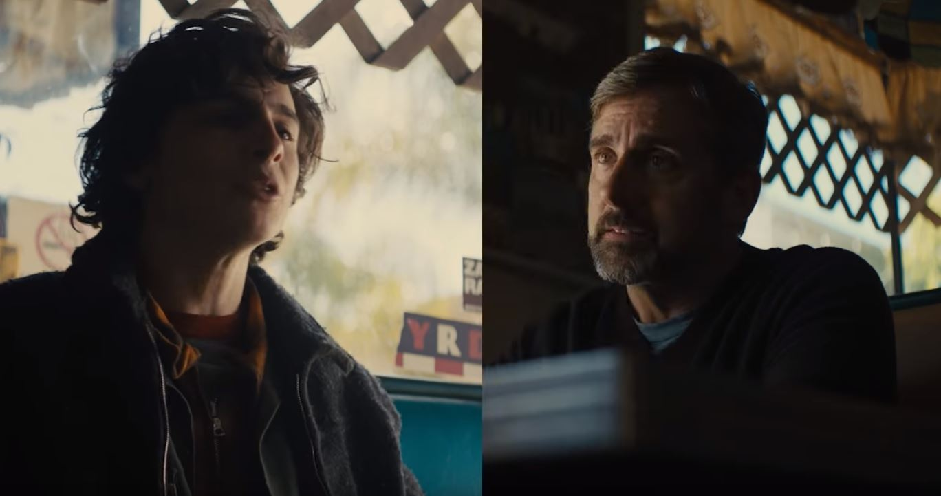 Timothee Chalamet and Steve Carell are going to break your hearts in emotional teaser for Beautiful Boy