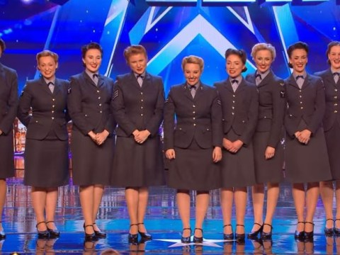D-Day Darlings choir enchant Britain's Got Talent judges with World War II spirit and rendition of classic We'll Meet Again