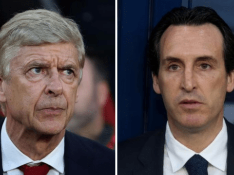 The advice Arsene Wenger gave Unai Emery in private conversation