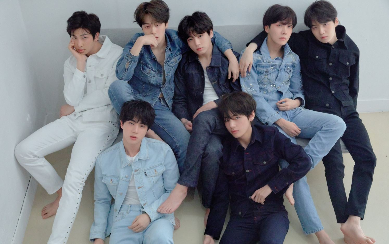 bts love yourself tear photoshoot wallpaper