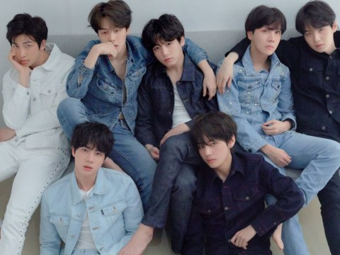 The Army have helped BTS become certified platinum for the third time