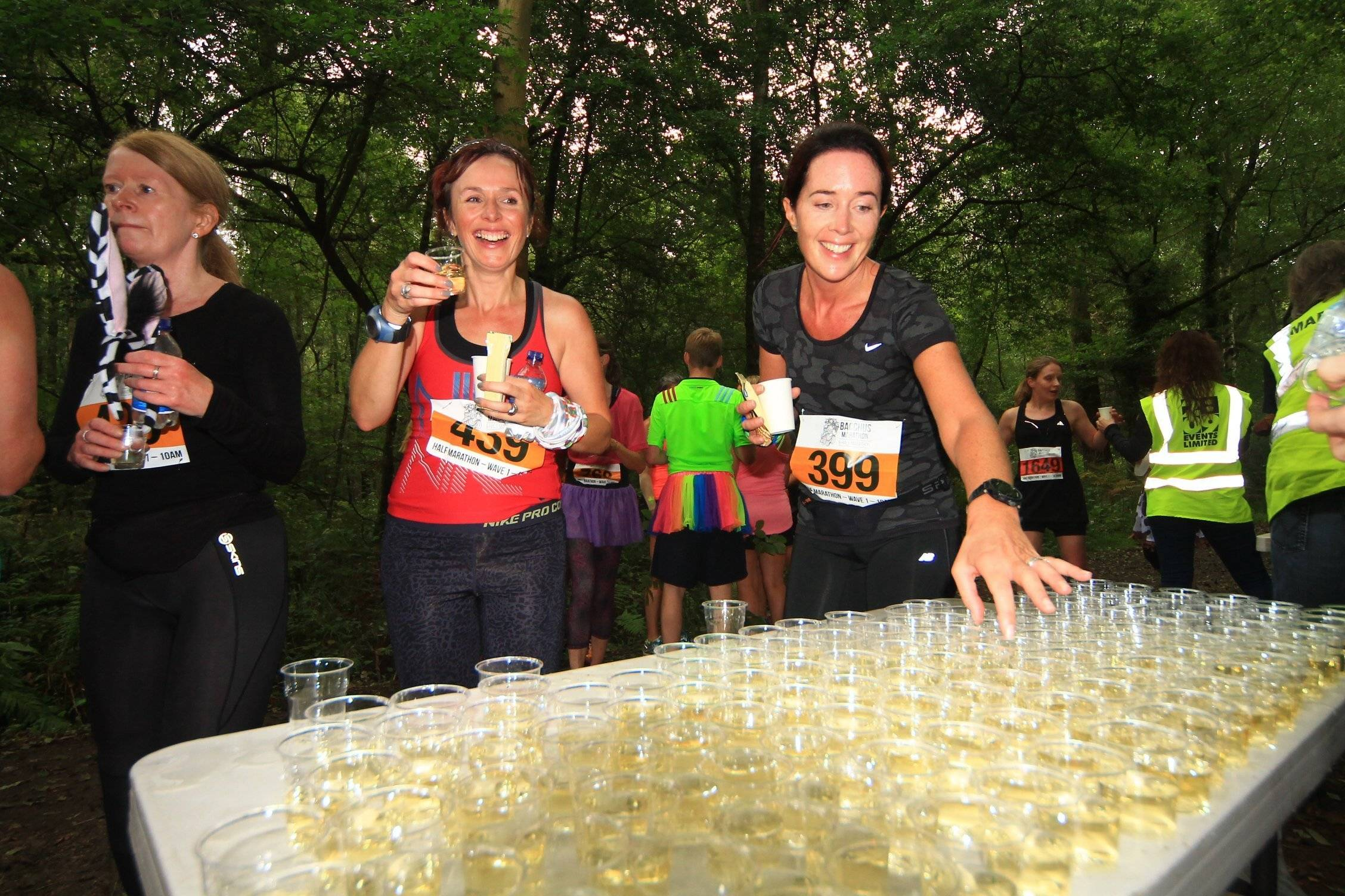 If you love wine, how about competing in Run Bacchus – a wine-fuelled marathon