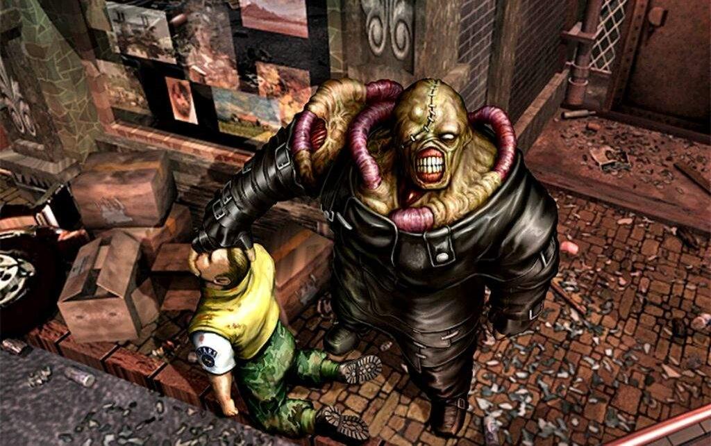Resident Evil 3: Nemesis - bending the rules
