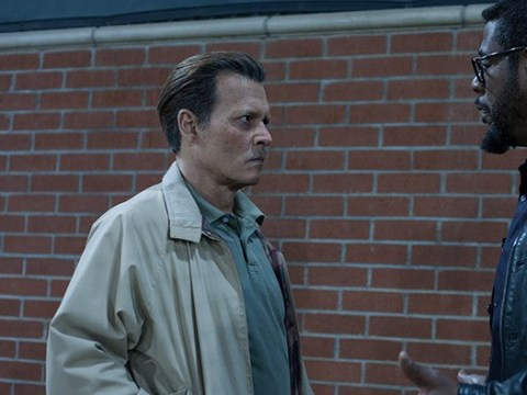 Johnny Depp tries to solve the mystery of Notorious B.I.G's murder in City Of Lies trailer