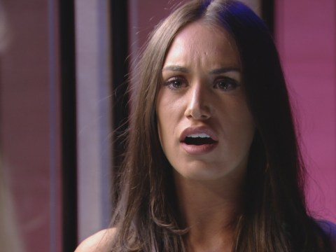 Amber Turner and Clelia Theodorou have bathroom showdown over dirty looks on Towie