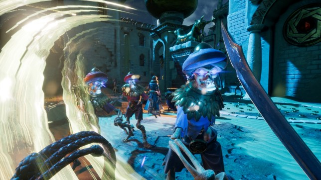 City Of Brass (PS4) - prince of thieves