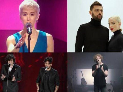 Watch the Eurovision 2018 Big Five and Portugal performances as France, UK, Germany, Spain and Italy launch online