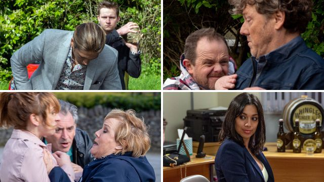 10 Emmerdale spoilers: Lachlan's next victim revealed, Daz's shocking confession and Moira and Cain danger