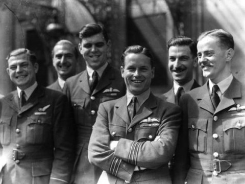 Who were the Dambusters and how did they use their bouncing bombs in WWII?