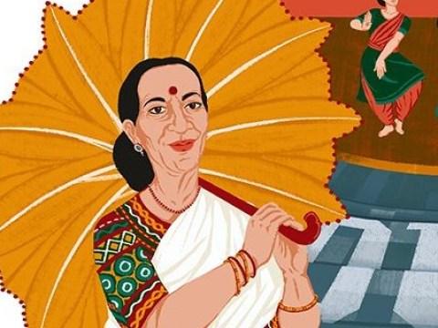 Who is Mrinalini Sarabhai, today's Google India Doodle?