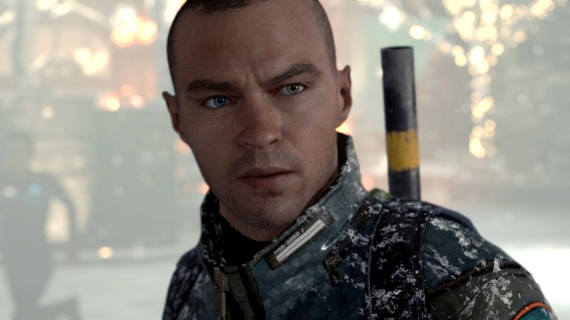 Detroit: Become Human (PS4) - Markus wants to start a revolution