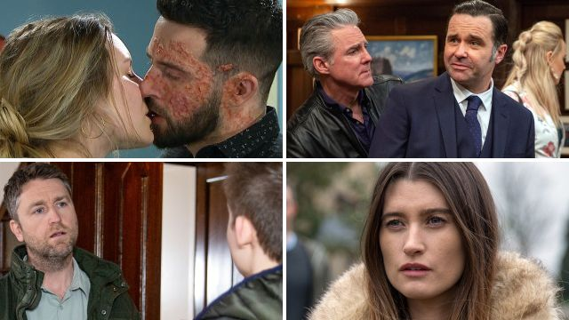 Emmerdale spoilers for Ross, Rebecca, Frank, Graham, Lachlan and Debbie