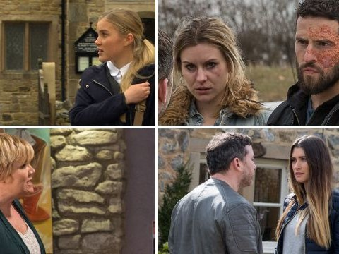 10 Emmerdale spoilers: Someone is shot, who dies and fire drama