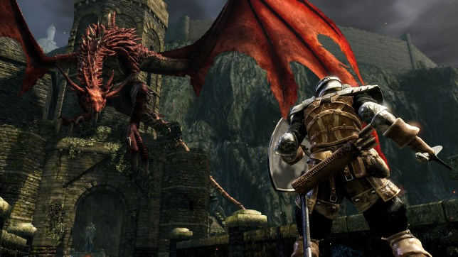 Dark Souls Remastered (PS4) - prepare to die, again