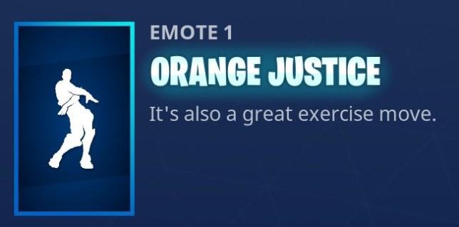 epic games - emotes fortnite