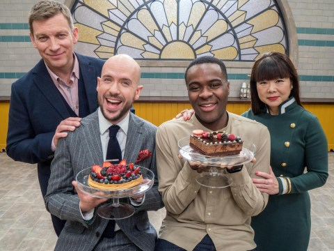 What are this week's challenges on Bake Off: The Professionals?
