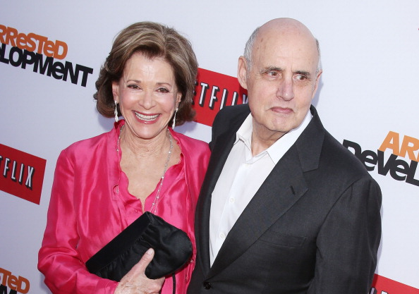 Arrested Development's Jessica Walter opens up about being verbally harassed by Jeffrey Tambor: 'I have to let it go'