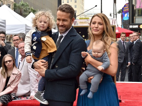Ryan Reynolds reveals daughter's name was inspired by his late father
