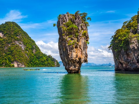 What's James Bond Island like? We visit Phang-Nga Bay National Park in Phuket