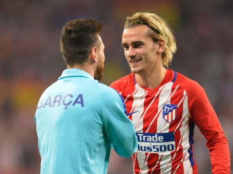 Antoine Griezmann agrees five-year Barcelona contract after message from Lionel Messi