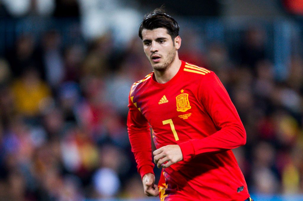 Alvaro Morata, Marcos Alonso and Ander Herrera left out of Spain World Cup squad