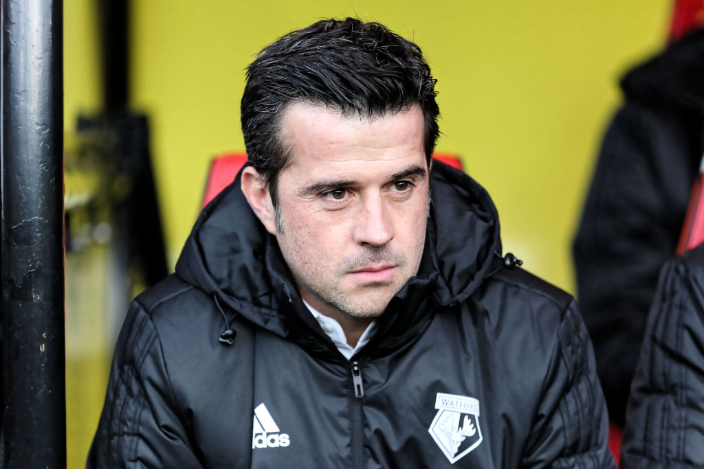 Everton appoint Marco Silva as new manager