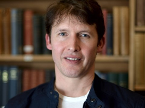 James Blunt wants to represent the UK at Eurovision and is pretty sure he can win it