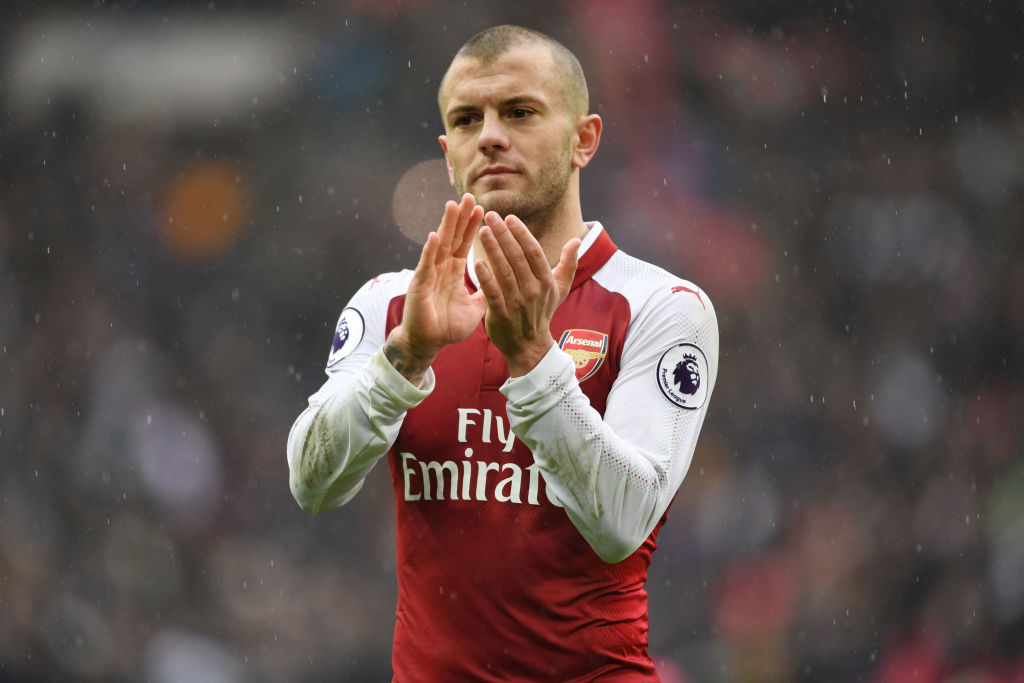 Jack Wilshere set to complete West Ham move after undergoing medical