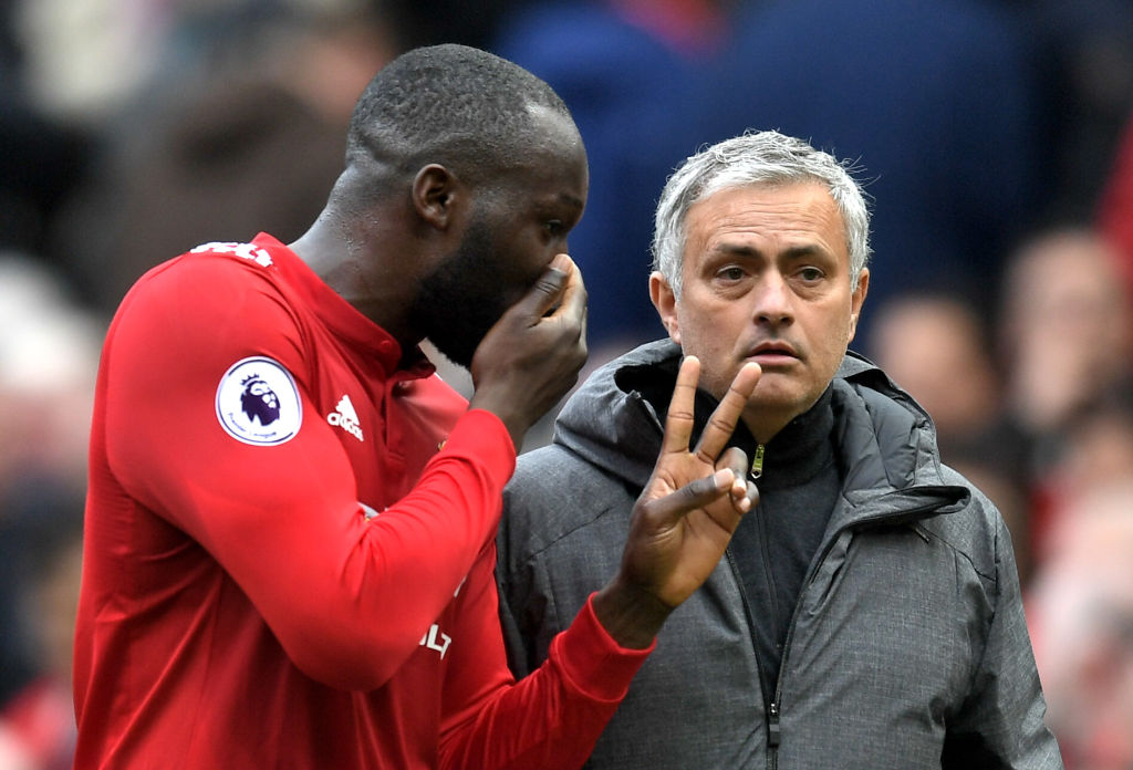Manchester United star Romelu Lukaku hits back at Jose Mourinho over FA Cup final claims