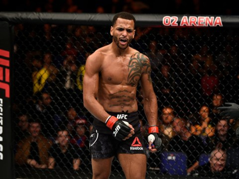 'Bad man' Danny Roberts ready to crush Alan Jouban at UFC Hamburg