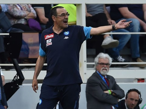 Next Chelsea manager: Maurizio Sarri to seek constructive dismissal from Napoli