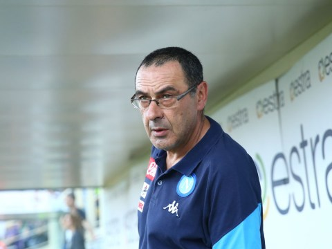 Chelsea clear to hire Maurizio Sarri as Napoli wield the axe