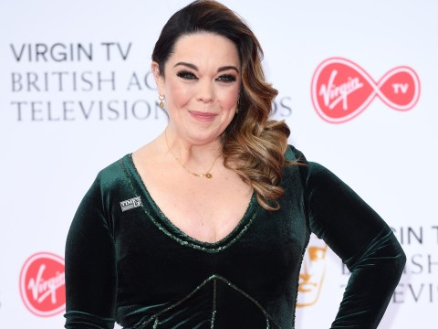 Lisa Riley announces engagement to boyfriend Al and we're so happy for them