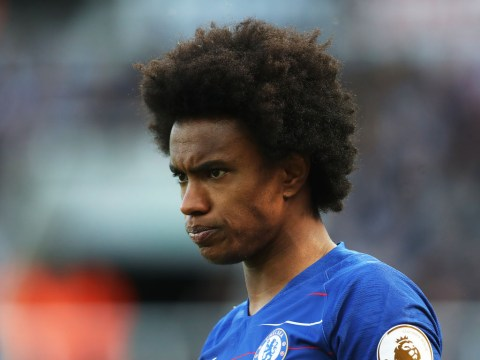 Manchester United target Willian to push for Chelsea exit if Antonio Conte stays