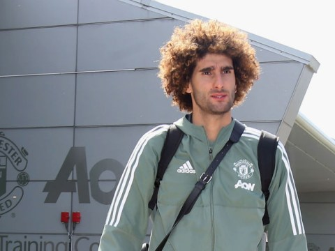 Marouane Fellaini moves out of Manchester home as AC Milan make move