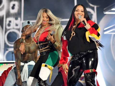 Salt-N-Pepa reminisce about Push It 30 years after hit became first female rap song to break Billboard chart