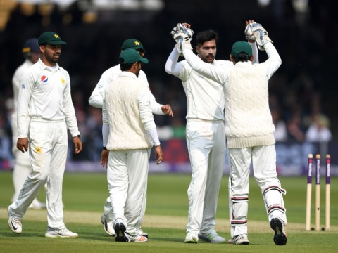 Alastair Cook defiance in vain as England suffer worrying collapse against Pakistan at Lord's