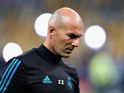 Paul Merson believes Real Madrid will SACK Zinedine Zidane if Liverpool win Champions League