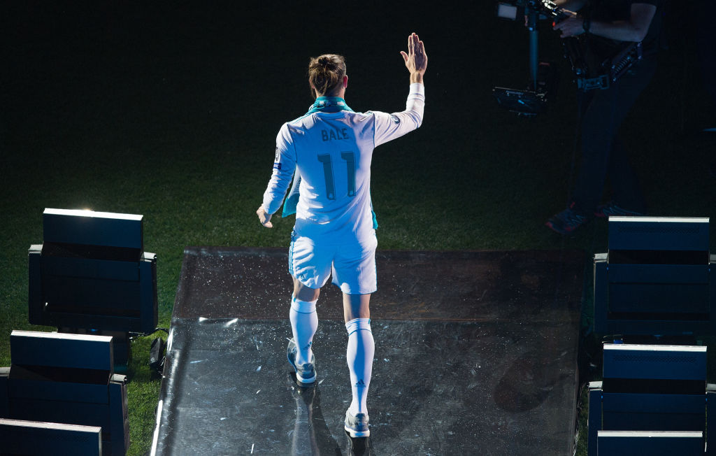 Manchester United preparing £88million transfer offer for Gareth Bale