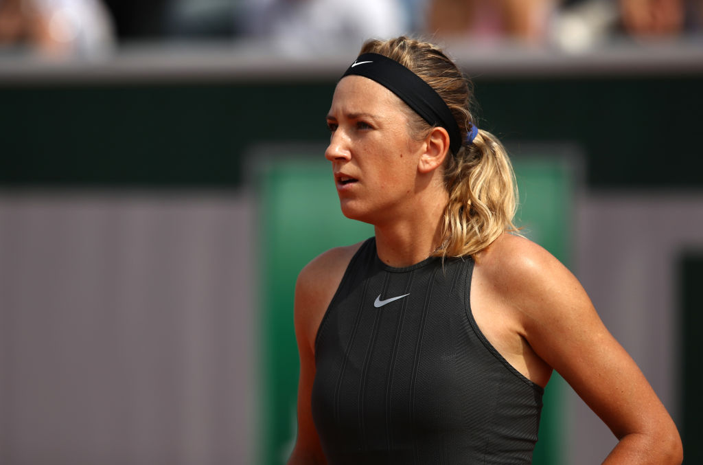 Victoria Azarenka OUT of the French Open but Petra Kvitova & Cam Norrie advance