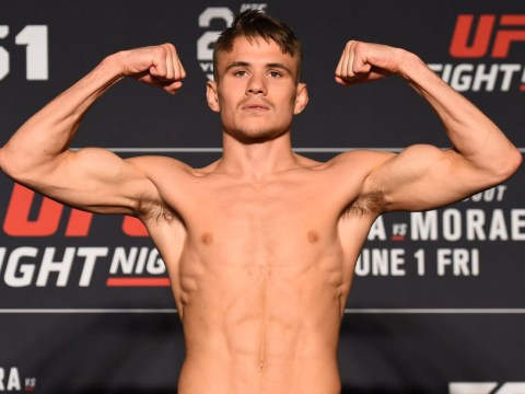 Nathaniel Wood hopes to emulate Michael Bisping and Darren Till ahead of UFC debut