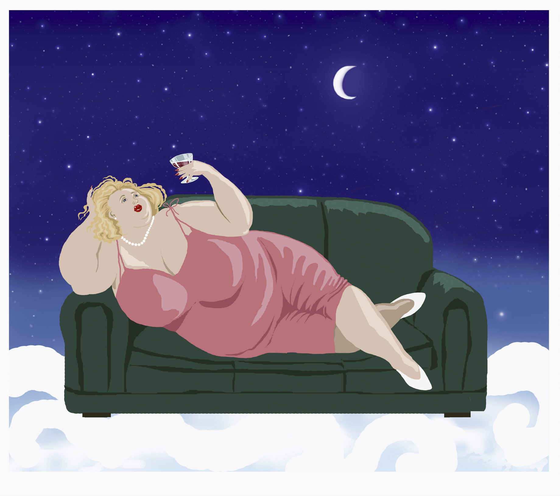 Good Sex Bad Sex podcast with Athena Mae: We talk fat sex and the stigma of going on top