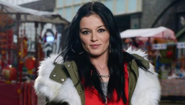 Hayley Slater in EastEnders