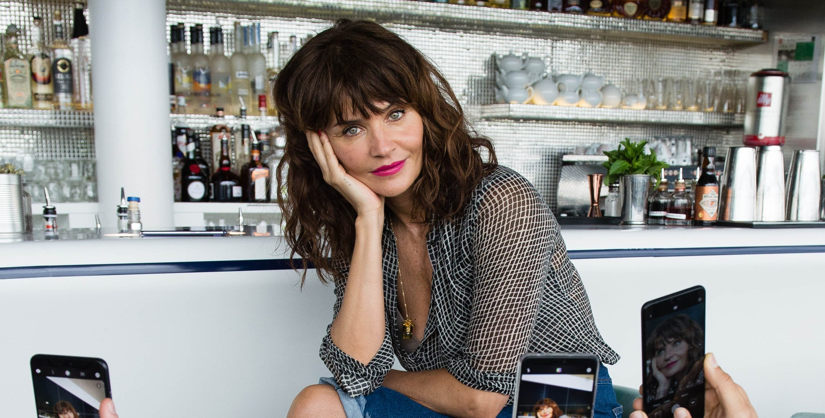Helena Christensen confesses she doesn't want son with Norman Reedus to be a supermodel