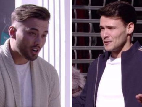 'It was madness': Myles Barnett scolded by producers after punching Jordan Wright on Towie set