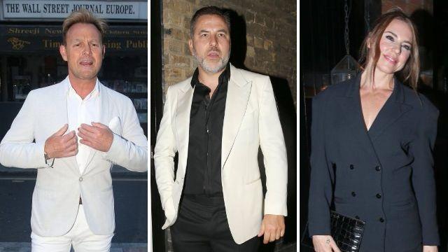 Kylie Minogue celebrates 50th birthday with celeb pals including ex Jason Donovan and BGT's Amanda Holden