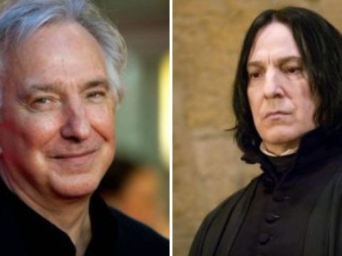 Alan Rickman 'frustrated' with Snape role as personal letters unearth actor's feelings towards magical villain