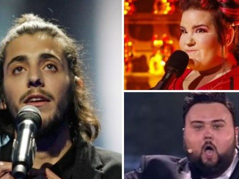 Portugal's Eurovision winner Salvador Sobral under attack after insulting Israel's entry